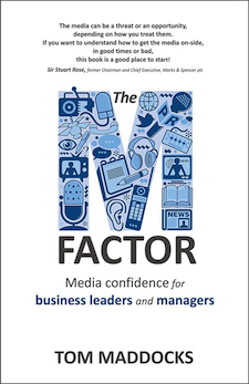 The M-Factor Book Cover